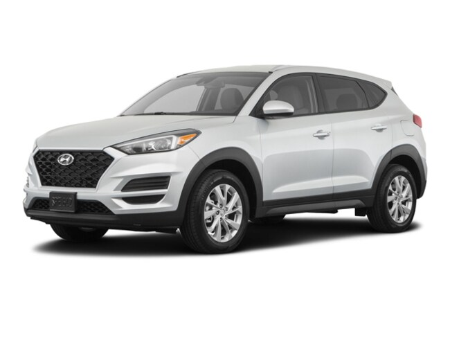 New 2019 Hyundai Tucson SE SUV For Sale in Fall River, MA
