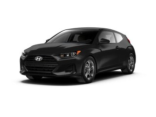 New 2019 Hyundai Veloster 2.0 Hatchback KMHTG6AF1KU008307 for sale in Athens, OH at Don Wood Hyundai