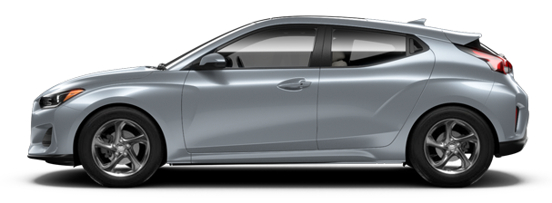 2019 Hyundai Veloster Hatchback 2.0
