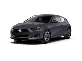 New 2019 Hyundai Veloster 2.0 Hatchback for Sale in Conroe, TX, at Wiesner Hyundai