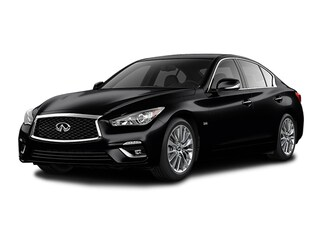 New 2019 INFINITI Q50 3.0t LUXE Sedan in Boston, MA