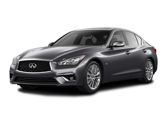 New 2019 INFINITI Q50 3.0t LUXE Sedan for sale in Boston MA