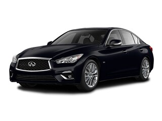New 2019 INFINITI Q50 3.0t LUXE Sedan in Boston, MA