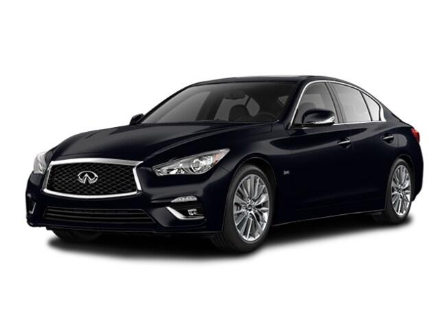 New 2019 INFINITI Q50 3.0t LUXE Sedan Westborough