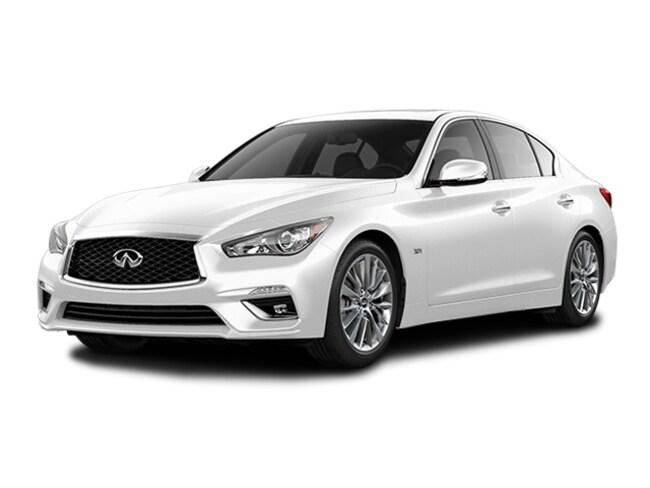New 2019 INFINITI Q50 3.0t LUXE Sedan for sale in Boston MA