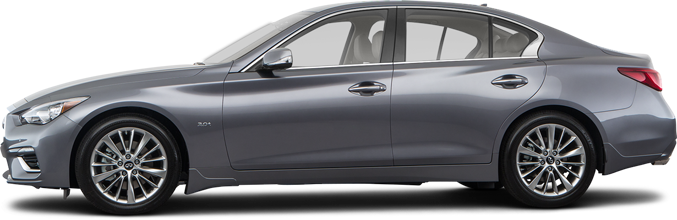 2019 INFINITI Q50 Sedan 3.0t LUXE