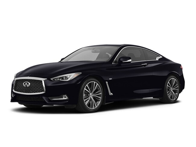 New 2019 INFINITI Q60 3.0t LUXE Coupe Westborough