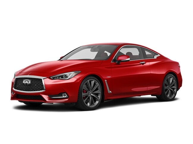 New 2019 INFINITI Q60 3.0t RED SPORT 400 Coupe for sale in Boston MA