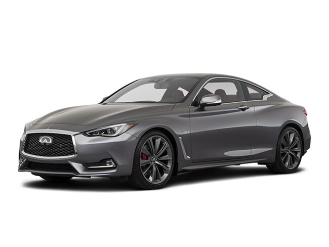 New 2019 INFINITI Q60 3.0t RED SPORT 400 Coupe Westborough