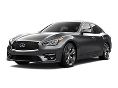 2019 INFINITI Q70 3.7X LUXE Sedan