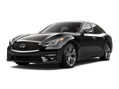 2019 INFINITI Q70 3.7 LUXE Sedan