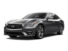 Used 2019 INFINITI Q70 3.7 LUXE Sedan for sale in Houston