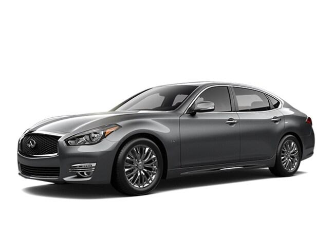 New 2019 INFINITI Q70L 3.7X LUXE Sedan Westborough