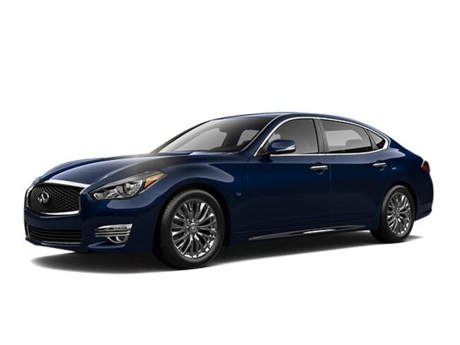 2019 INFINITI Q70L 3.7X LUXE Sedan