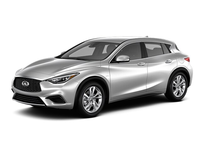 New 2019 INFINITI QX30 LUXE SUV for sale in Boston MA