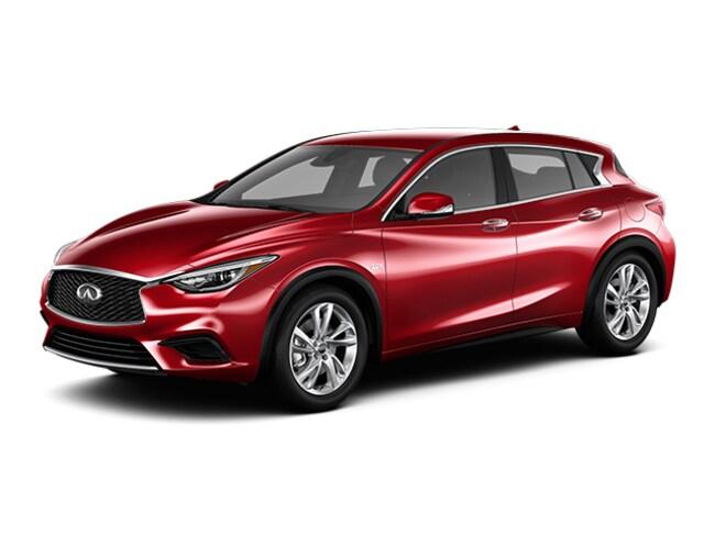New 2019 INFINITI QX30 LUXE SUV Westborough