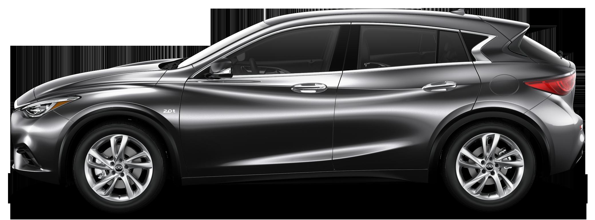 2019 INFINITI QX30 SUV LUXE