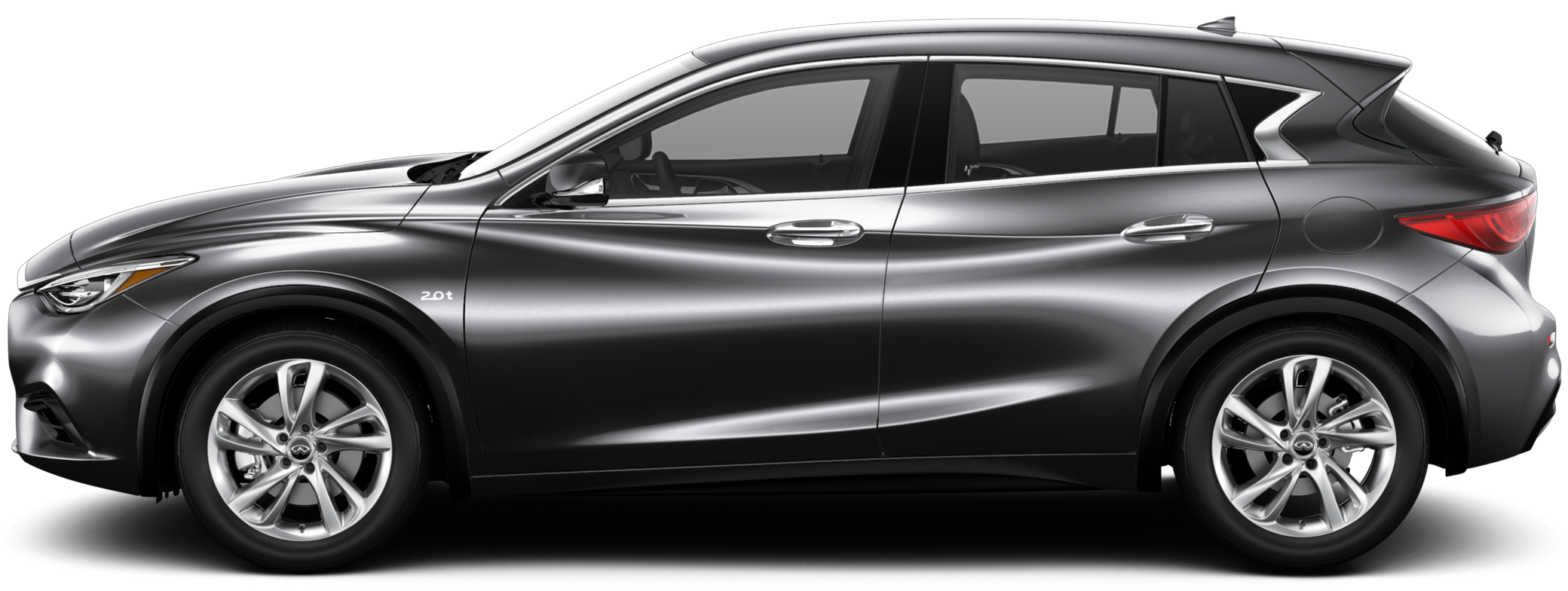 2019 INFINITI QX30 SUV PURE