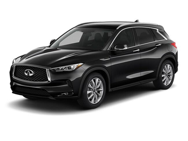 New 2019 INFINITI QX50 ESSENTIAL SUV for sale in Boston MA