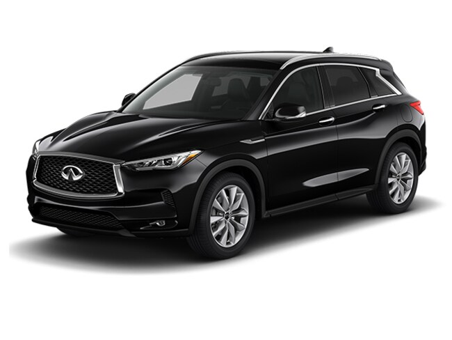 New 2019 INFINITI QX50 LUXE SUV Westborough