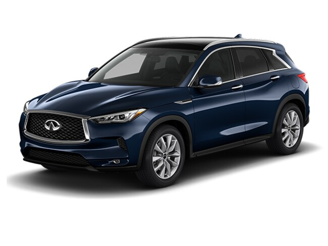 New 2019 INFINITI QX50 LUXE SUV for sale in Boston MA