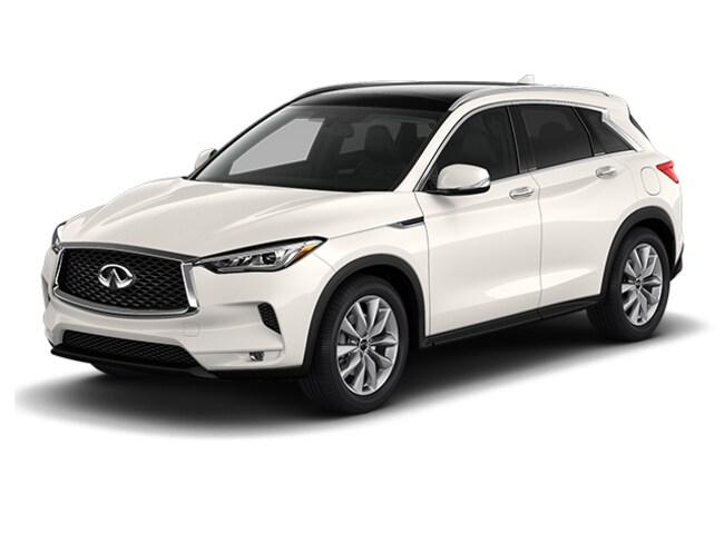 New 2019 INFINITI QX50 LUXE SUV for sale in Boston MA