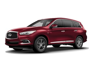 2019 INFINITI QX60 SUV Red Bordeaux