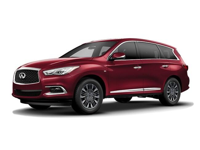 New 2019 INFINITI QX60 LUXE SUV for sale in Boston MA