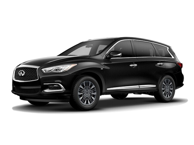 New 2019 INFINITI QX60 LUXE SUV Westborough