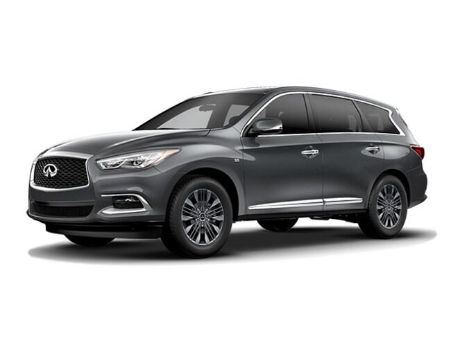 New 2019 INFINITI QX60 LUXE SUV Westborough