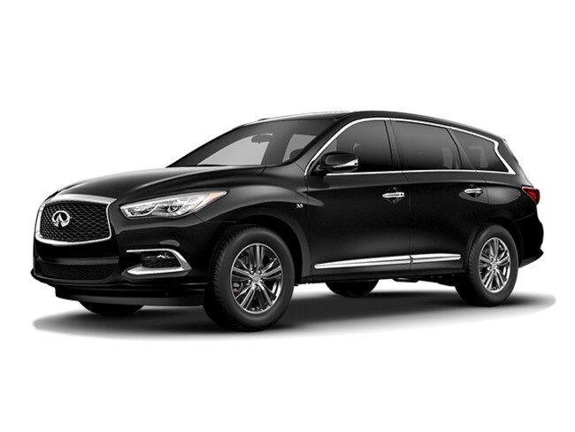 New 2019 INFINITI QX60 PURE SUV for sale in Boston MA