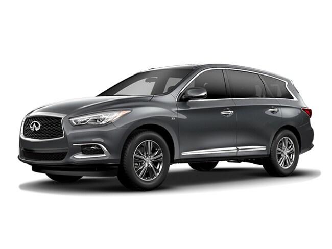 New 2019 INFINITI QX60 PURE SUV for sale in Boston MA
