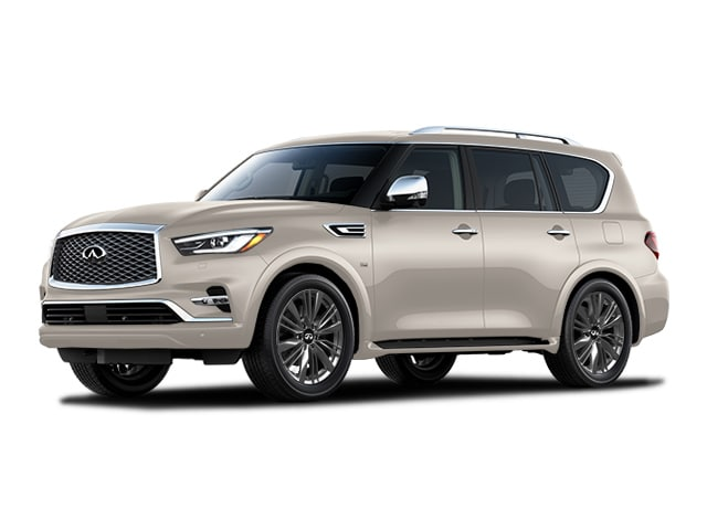 Infiniti Qx80 In Buffalo Ny West Herr Auto Group