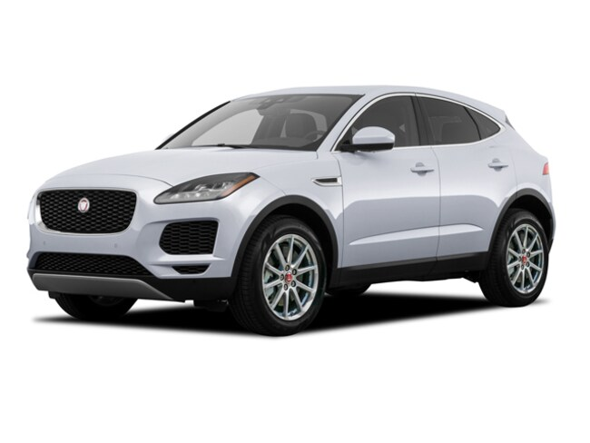 New 2019 Jaguar E-PACE S SUV in Peoria
