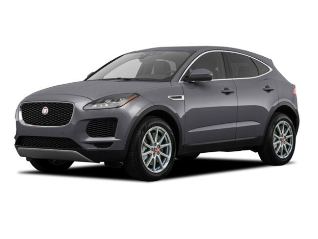 New 2019 Jaguar E-PACE S SUV in Houston