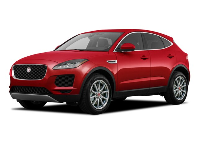 in Houston 2019 Jaguar E-PACE S SUV New
