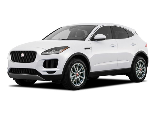 New 2019 Jaguar E-PACE S SUV in Troy