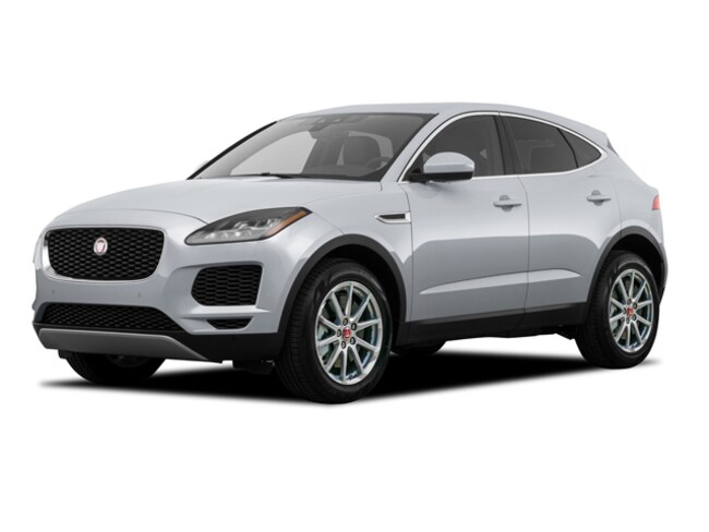 New 2019 Jaguar E-PACE S SUV Greensboro North Carolina