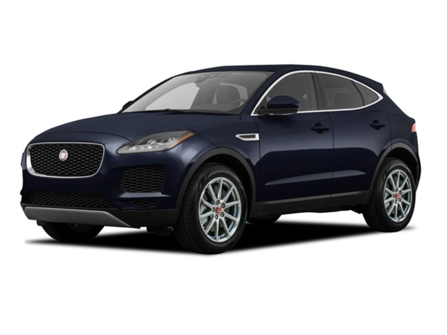 New 2019 Jaguar E-PACE S SUV For Sale Near Boston Massachusetts