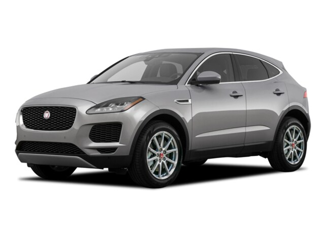 New 2019 Jaguar E-PACE AWD S SUV in Exeter, NH