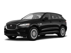 New 2019 Jaguar F-PACE 25t SUV for sale in Peoria, IL at Jaguar Land Rover Peoria