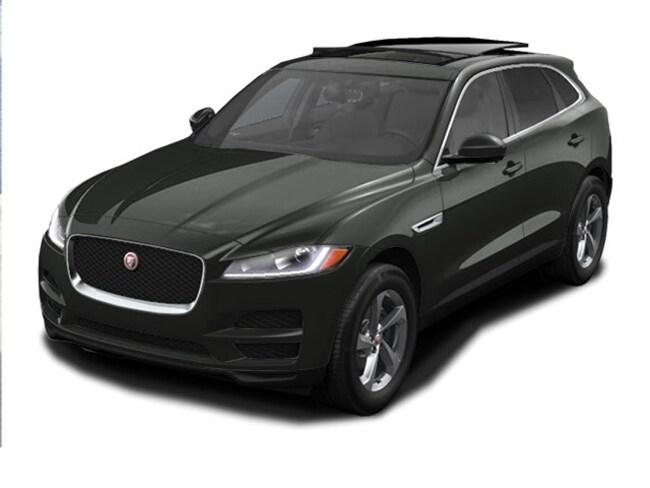 New 2019 Jaguar F-PACE Premium SUV For Sale/Lease El Paso, Texas