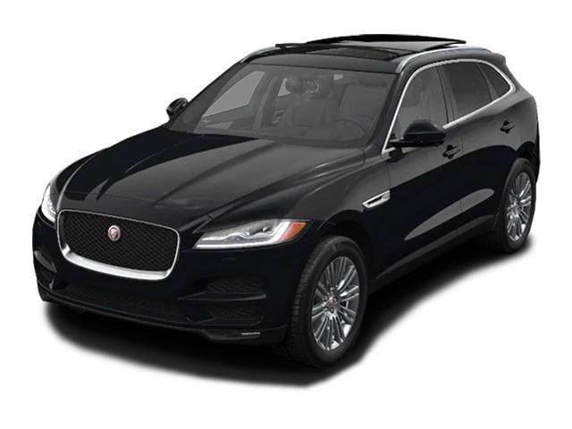 2019 Jaguar F-PACE 30t Portfolio 30t Portfolio AWD