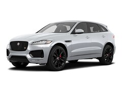 2019 Jaguar F-PACE S SUV