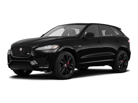 2019 Jaguar F-PACE S AWD SUV