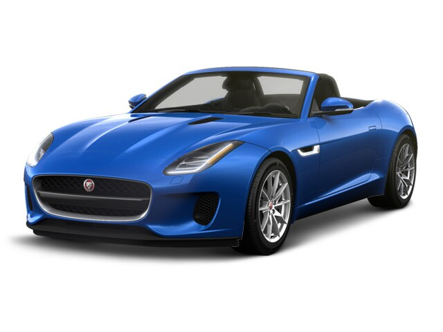 2019 Jaguar F Type Convertible Digital Showroom Jaguar Of