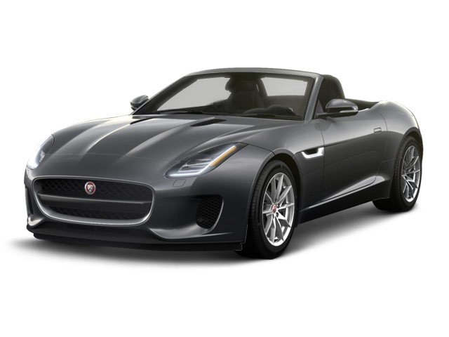 New 2019 Jaguar F-TYPE Convertible For Sale Los Angeles California