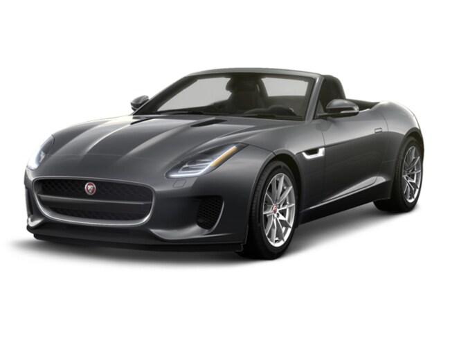 New 2019 Jaguar F-TYPE Convertible For Sale Near Boston Massachusetts