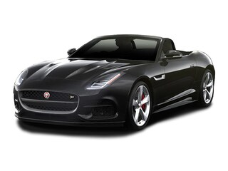 New 2019 Jaguar F-TYPE R Convertible Convertible for sale in New York