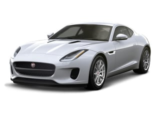 2019 Jaguar F-TYPE Coupe Yulong White Metallic